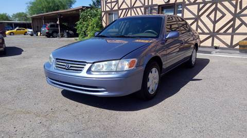 2000 Toyota Camry for sale at Used Car Showcase in Phoenix AZ