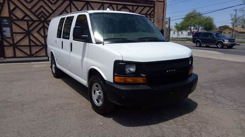 2007 Chevrolet Express Cargo for sale at Used Car Showcase in Phoenix AZ