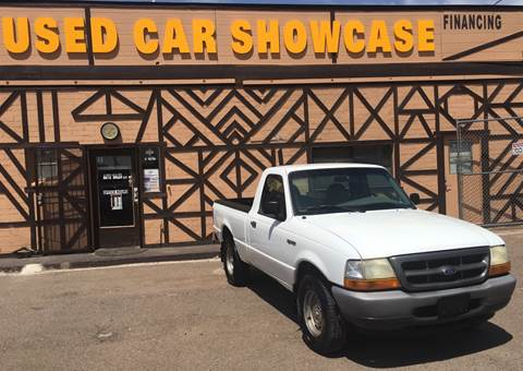 1999 Ford Ranger for sale at Used Car Showcase in Phoenix AZ