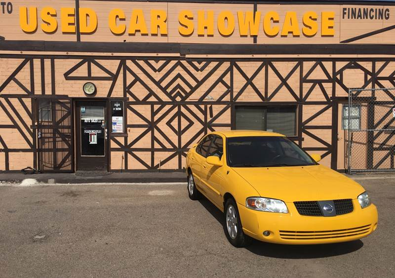 2006 Nissan Sentra for sale at Used Car Showcase in Phoenix AZ