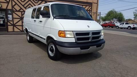 2000 Dodge Ram Van for sale at Used Car Showcase in Phoenix AZ