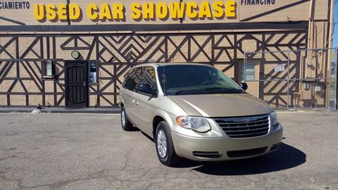 2007 Chrysler Town and Country for sale at Used Car Showcase in Phoenix AZ