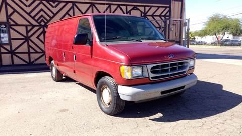 1999 Ford E-150 for sale at Used Car Showcase in Phoenix AZ