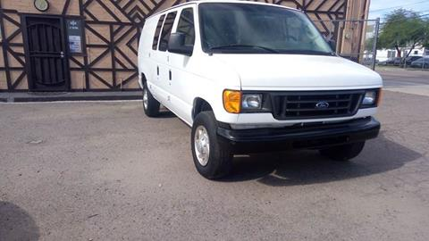 2007 Ford E-Series Cargo for sale at Used Car Showcase in Phoenix AZ