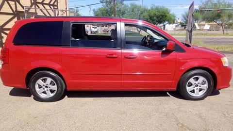 2012 Dodge Grand Caravan for sale at Used Car Showcase in Phoenix AZ