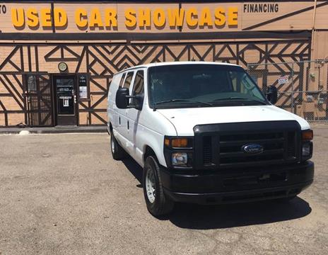 2008 Ford E-Series Cargo for sale at Used Car Showcase in Phoenix AZ