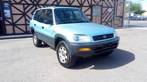 1997 Toyota RAV4 for sale at Used Car Showcase in Phoenix AZ