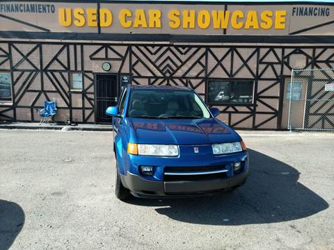 2005 Saturn Vue for sale at Used Car Showcase in Phoenix AZ
