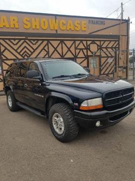 1999 Dodge Durango for sale at Used Car Showcase in Phoenix AZ