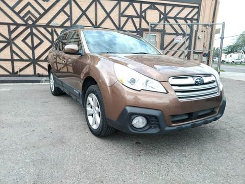 2013 Subaru Outback for sale at Used Car Showcase in Phoenix AZ