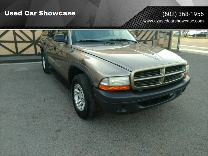 Used Cars Phoenix Az >> Used Car Showcase Car Dealer In Phoenix Az