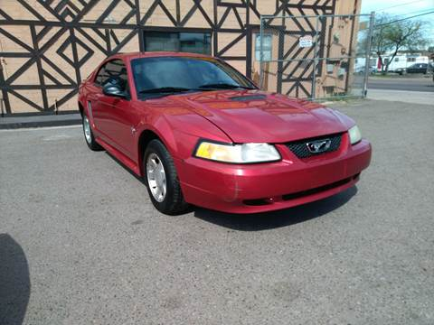 2000 Ford Mustang for sale at Used Car Showcase in Phoenix AZ