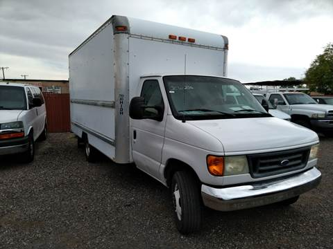 2004 Ford E-Series Chassis for sale at Used Car Showcase in Phoenix AZ