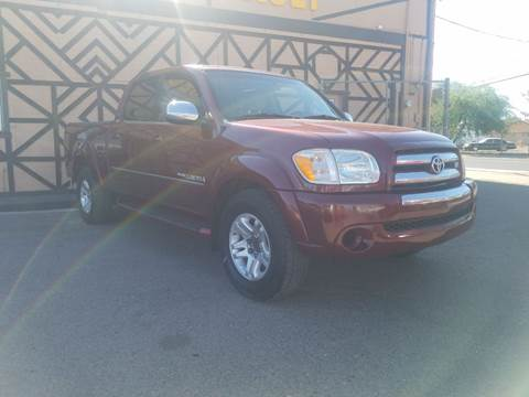 2005 Toyota Tundra for sale at Used Car Showcase in Phoenix AZ