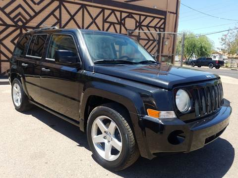 2009 Jeep Patriot for sale at Used Car Showcase in Phoenix AZ