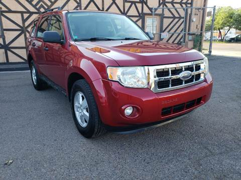 2009 Ford Escape for sale at Used Car Showcase in Phoenix AZ