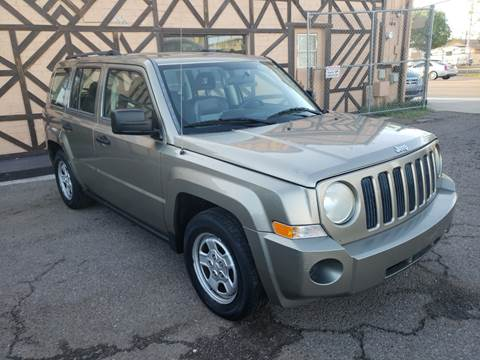 2008 Jeep Patriot for sale at Used Car Showcase in Phoenix AZ