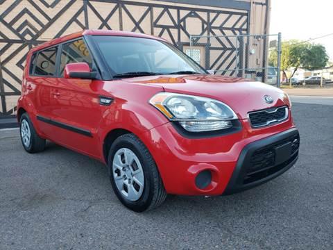 2013 Kia Soul for sale at Used Car Showcase in Phoenix AZ