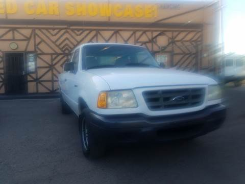 2001 Ford Ranger for sale at Used Car Showcase in Phoenix AZ