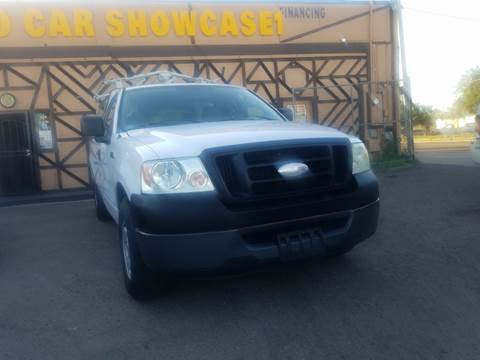 2008 Ford F-150 for sale at Used Car Showcase in Phoenix AZ