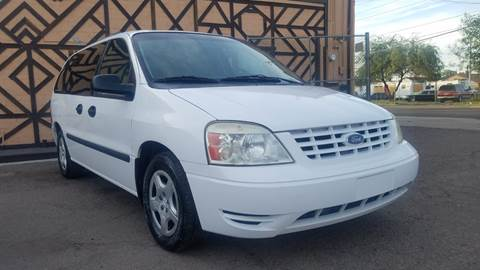 2006 Ford Freestar for sale at Used Car Showcase in Phoenix AZ