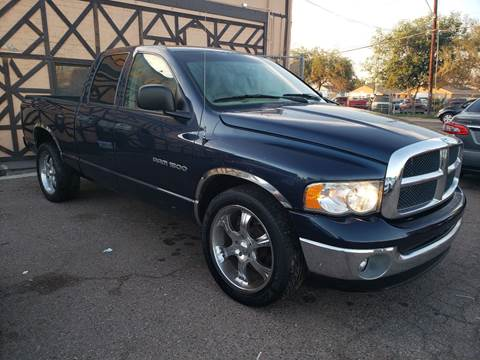 2003 Dodge Ram Pickup 1500 for sale at Used Car Showcase in Phoenix AZ