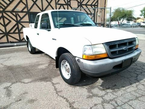 2000 Ford Ranger for sale at Used Car Showcase in Phoenix AZ