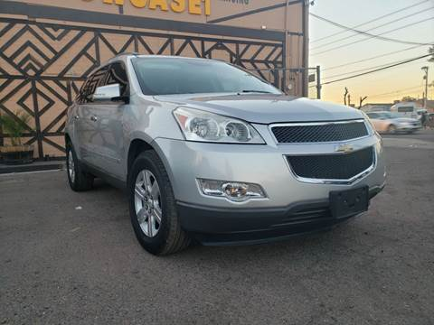 2010 Chevrolet Traverse for sale at Used Car Showcase in Phoenix AZ