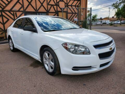 2011 Chevrolet Malibu for sale at Used Car Showcase in Phoenix AZ