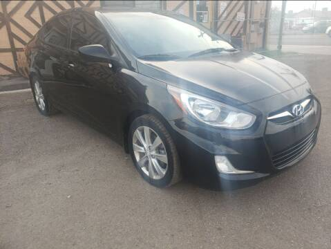 2013 Hyundai Accent for sale at Used Car Showcase in Phoenix AZ