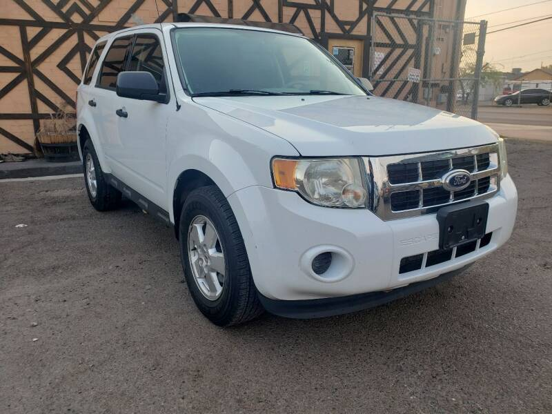 2011 Ford Escape for sale at Used Car Showcase in Phoenix AZ