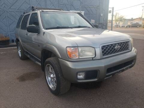 1999 Nissan Pathfinder for sale at Used Car Showcase in Phoenix AZ