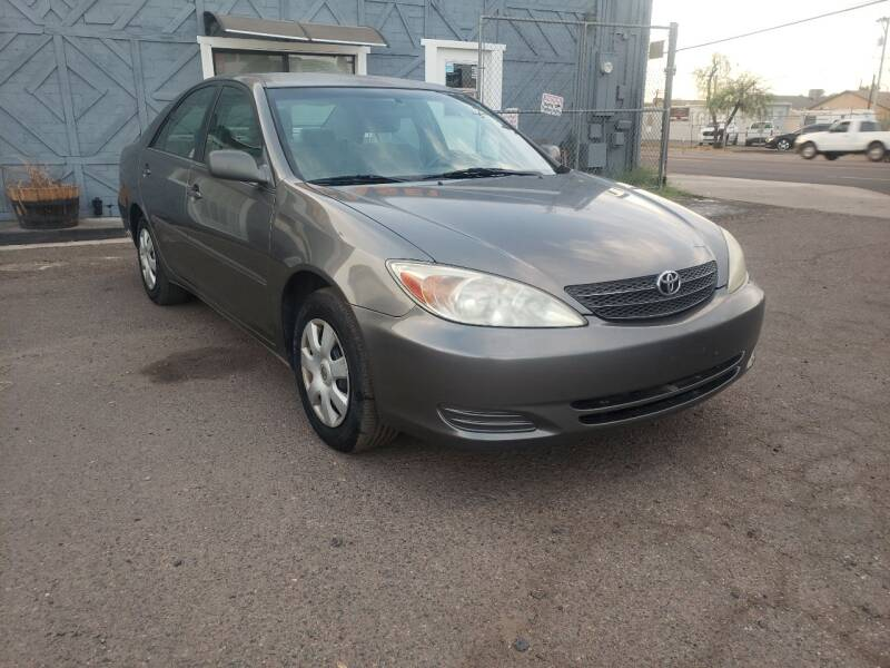 2004 Toyota Camry for sale at Used Car Showcase in Phoenix AZ