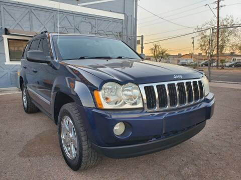 2006 Jeep Grand Cherokee for sale at Used Car Showcase in Phoenix AZ