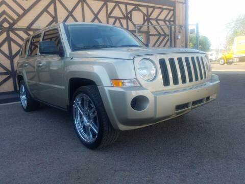 2010 Jeep Patriot for sale at Used Car Showcase in Phoenix AZ