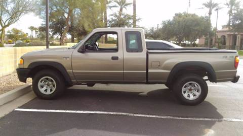 2005 Mazda B-Series Truck for sale at Used Car Showcase in Phoenix AZ
