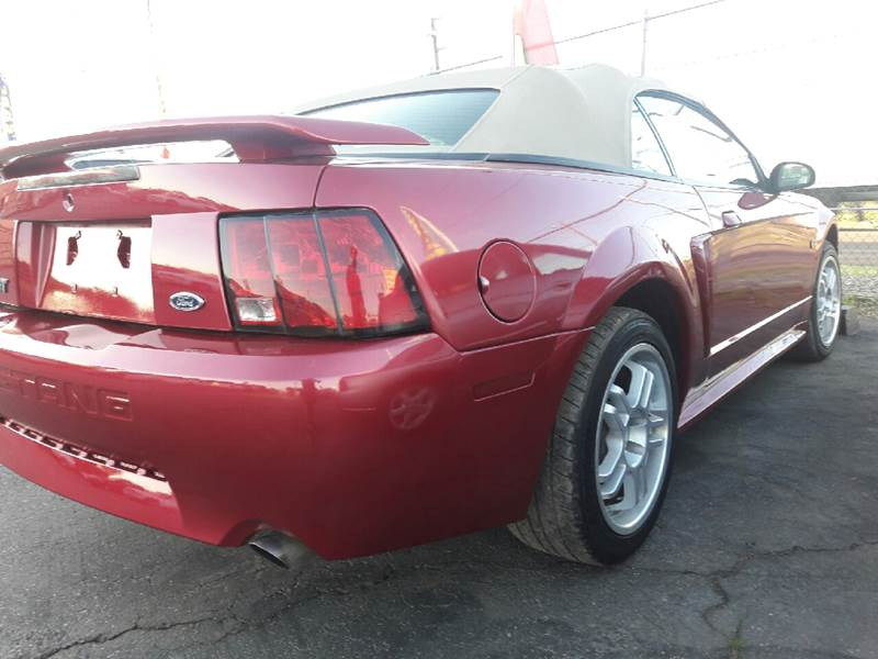 2001 Ford Mustang for sale at Used Car Showcase in Phoenix AZ