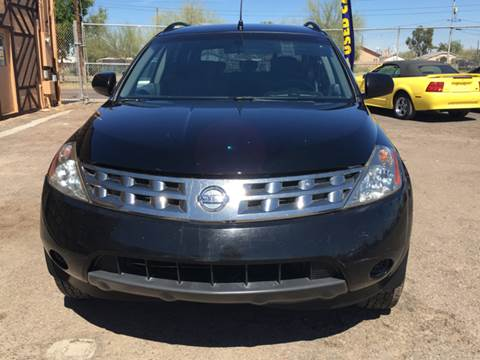 2005 Nissan Murano for sale at Used Car Showcase in Phoenix AZ