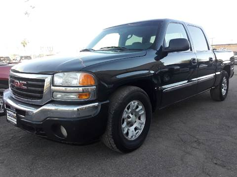 2005 GMC Sierra 1500 for sale at Used Car Showcase in Phoenix AZ