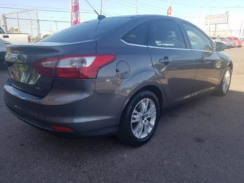 2012 Ford Focus for sale at Used Car Showcase in Phoenix AZ