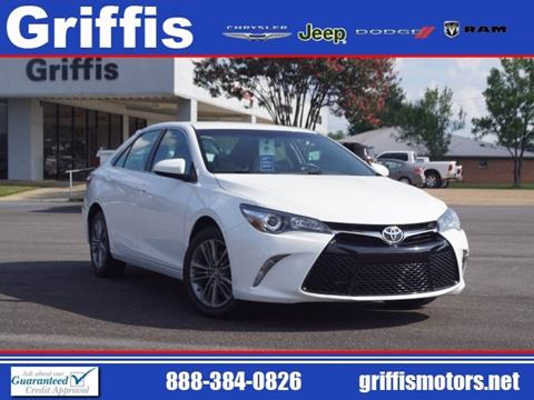 2016 Toyota Camry for sale in Philadelphia MS
