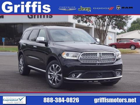 2018 Dodge Durango for sale in Philadelphia, MS