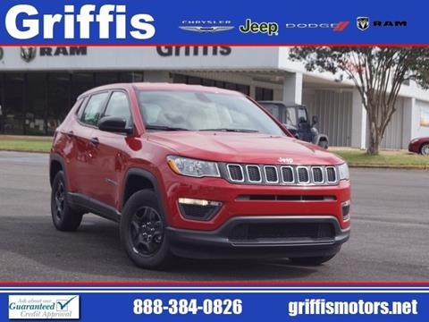 2018 Jeep Compass for sale in Philadelphia, MS