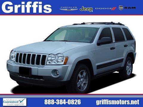 2005 Jeep Grand Cherokee for sale in Philadelphia MS
