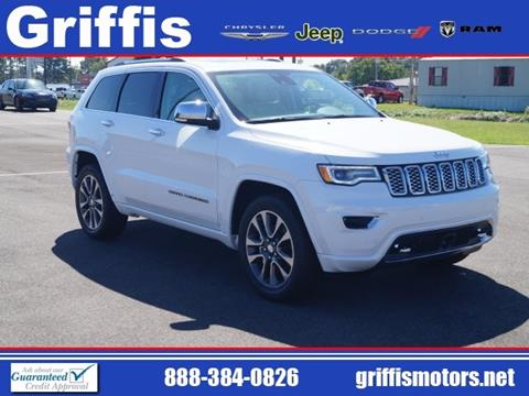 2018 Jeep Grand Cherokee for sale in Philadelphia, MS