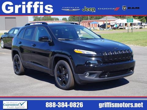 2018 Jeep Cherokee for sale in Philadelphia, MS