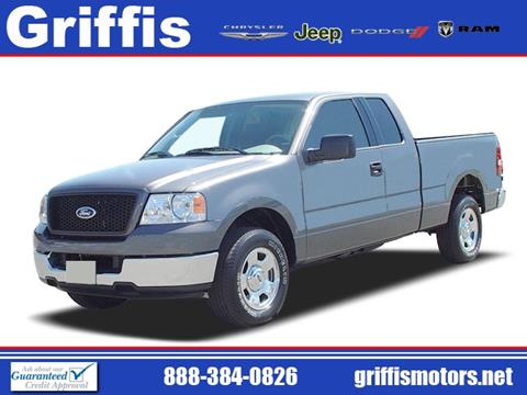 2005 Ford F-150 for sale in Philadelphia, MS