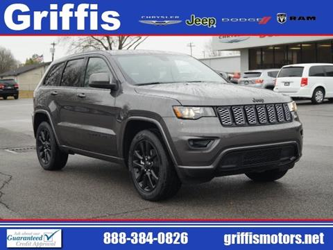 2019 Jeep Grand Cherokee for sale in Philadelphia, MS