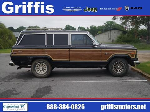1984 Jeep Grand Wagoneer for sale in Philadelphia, MS