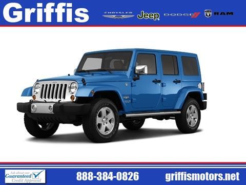 2011 Jeep Wrangler Unlimited for sale in Philadelphia, MS